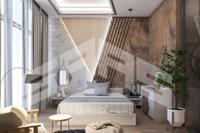 غرفة نوم ، شقة سكنيه - حى الياسمين